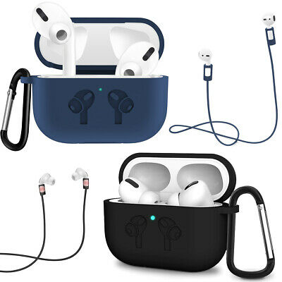AU18.99 • Buy 2x AirPods Pro 2nd Accessories With Anti-Lost Hook Lanyard Storage Case Fr Apple