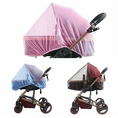 £4.49 • Buy Pushchair Cat Mosquito Net Cot Moses Basket Pram Stroller Buggy Carseat Safety