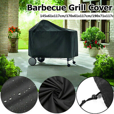 AU19.99 • Buy BBQ Cover 2/4/6 Burner Waterproof Outdoor Gas Charcoal Barbecue Grill Protector