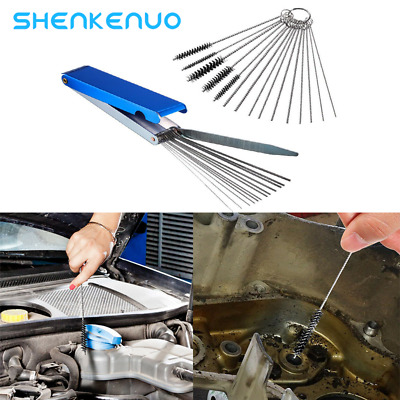 $11.20 • Buy Carb Jet Cleaning Tools Set Carburetor Wire Cleaner Kit For Motorcycle ATV Parts