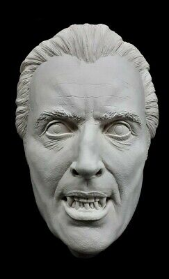 £39.99 • Buy Life Size Bust Dracula Christopher Lee 1:1 Casting