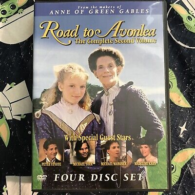£10.64 • Buy Road To Avonlea - The Complete Second Volume (DVD, 2003, 4-Disc Set) Very Good