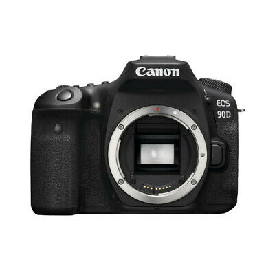 AU1799.95 • Buy New Canon EOS 90D Body Only