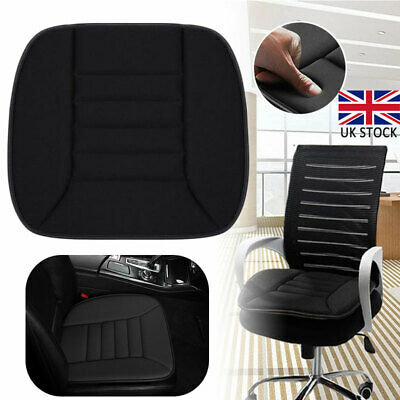 £12.60 • Buy Car Front Seat Chair Cushion Memory Foam Soft Pad Cover Office Protector Mat UK