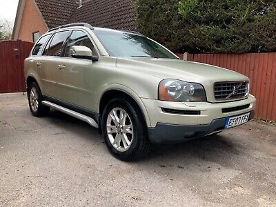 Volvo Xc90 D5 Se Geartronic • 4,995£