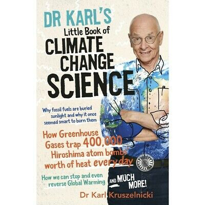 AU9 • Buy Dr Karl's Little Book Of Climate Change Science