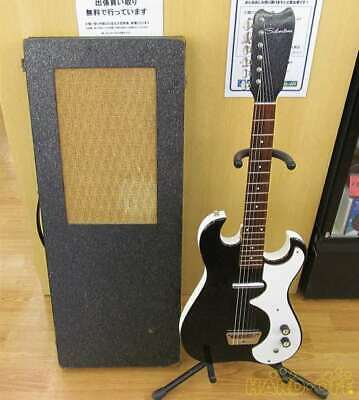 $ CDN2321.65 • Buy Vintage SILVERTONE Electric Guitar 1960 MODEL 1448 Hard Case With Amplifier F/S