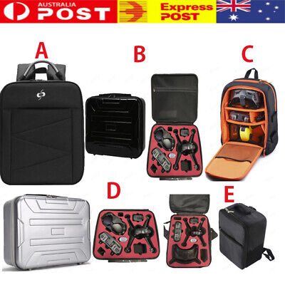 AU66.40 • Buy Waterproof Storage Carrying Bag Case Suitcase Box For DJI FPV Combo RC Drone