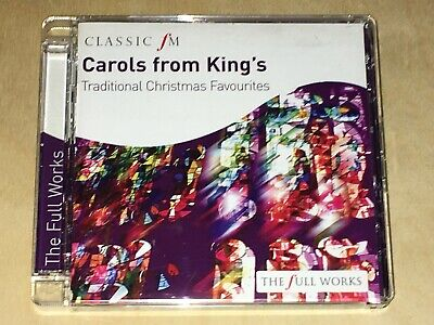 £3.99 • Buy Carols From King's – Kings College Choir Of Cambridge CD: Classic FM Full Works