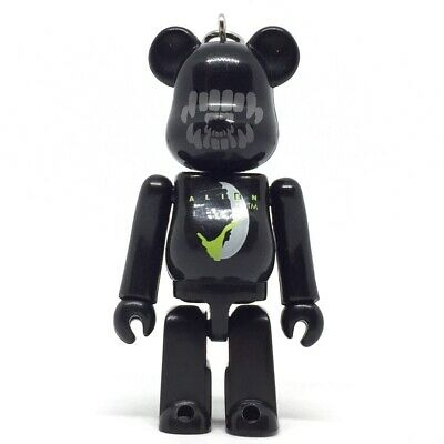 $13.97 • Buy *RARE* Medicom Bearbrick Alien Film 70% Vinyl Action Figure Keychain Pepsi Japan