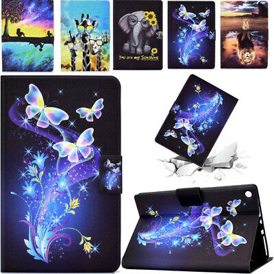 AU13.49 • Buy PU Leather Case Cover For Amazon Kindle Fire 7 HD 8 10 Paperwhite 2 3 4 10th Gen