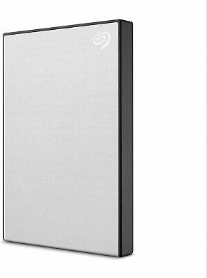 £94.91 • Buy Seagate 1TB One Touch External Hard Drive USB 3 Silver HDD