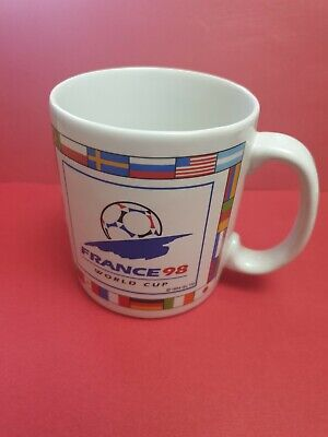 £9.99 • Buy ***FRANCE 98 World Cup Mug~Official Merchandise***