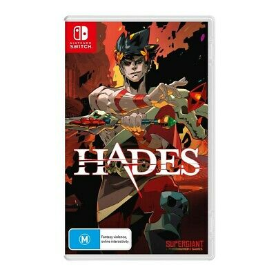 AU49 • Buy Hades Special Edition - Nintendo Switch