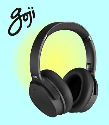 £34.95 • Buy Goji The Collection Pro Noise Cancelling Wireless Headphones Bluetooth GTCNCPM19