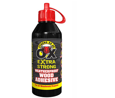 £5.59 • Buy Wood Glue  Water Resistant Extra Strong Bond Non Foaming Adhesive- 250ML