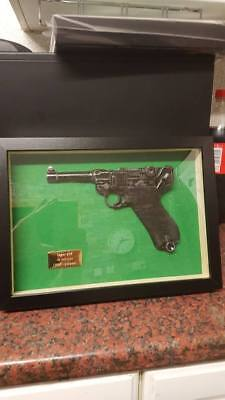 German Army Ww1/ww2 Luger P08  Plaque Related Options Available • 29.94£