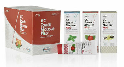 AU25.34 • Buy GC Tooth Mousse Plus For Calcium Phosphate & Fluoride Tooth Treatment 40GM
