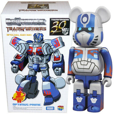 $37.95 • Buy Bearbrick Be@rbrick X Transformers Optimus Prime (AGE OF EXTINCTION Ver.) Figure