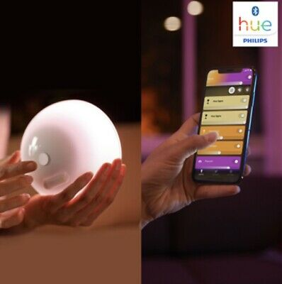 AU249.95 • Buy Philips Hue Go Portable Colour Lamp Bluetooth With Home Automation