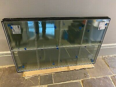 Sash Window Panes X 4 (double Glazed) • 40£