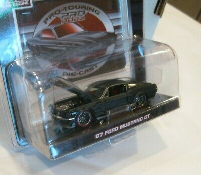 $9.50 • Buy MAISTO BLACK CHASE '67 FORD MUSTANG GT W/GHOST FLAMES (1 OF 2500)