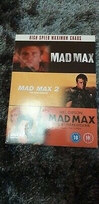 £2 • Buy Mad Max 3 Dvds. Mad Max Mad Max 2 And Mad Max Into The Thunder Dome.