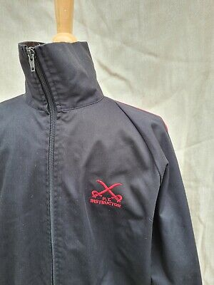 British Army Tour Zip Jacket P.T. INSTRUCTOR RAF Physical Training Size 38 • 24.99£