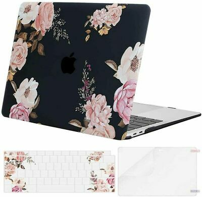 AU39.95 • Buy MacBook Air 13 Inch Case, Hard Case, Keyboard Cover, Screen Protector-Floral