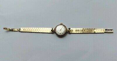 £999 • Buy 18ct Gold Watch Ladies  Marvin