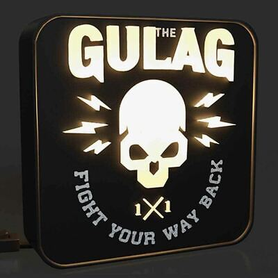 £26.54 • Buy Call Of Duty Warzone Gulag 3D Desk Lamp