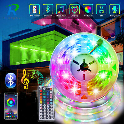 AU7.98 • Buy 5/10m Flexible Bright LED Strip Lights Waterproof 5050 SMD Cool White 300 LEDs