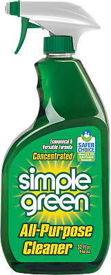£16.49 • Buy Simple Green All Purpose Concentrated Cleaner & Degreaser - Biodegradable 946ml