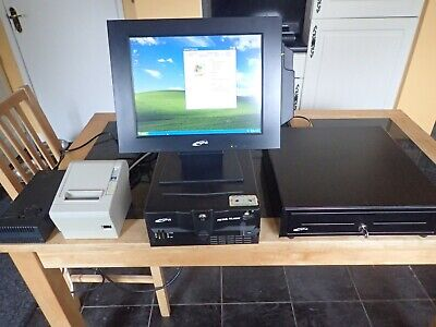 £245 • Buy Digipos EPOS Till System - Base Unit, PS, Cash Draw With Epson Printer