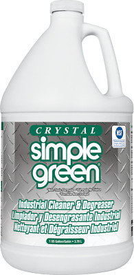 £57.49 • Buy Simple Green Crystal Cleaner/Degreaser 1 Gal/3.78 Litres  With Trigger Spray