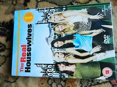 £9.99 • Buy Ff3 THE REAL HOUSEWIVES OF ORANGE COUNTY Playback Series 1 NEW SEALED