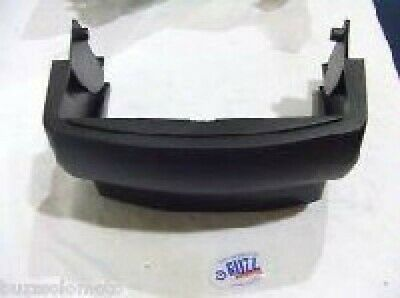 Vespa PX Disc Genuine Piaggio Rear Bumper Black Plastic 003192 • 13.50£
