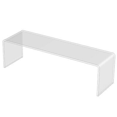 £8.58 • Buy Ikea Detolf Acrylic Display Shelves Stands Risers