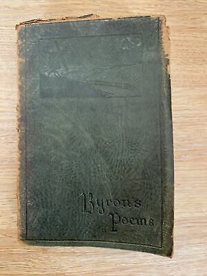 £5 • Buy Poetical Works Of Lord Byron - 1917 Oxford Edition
