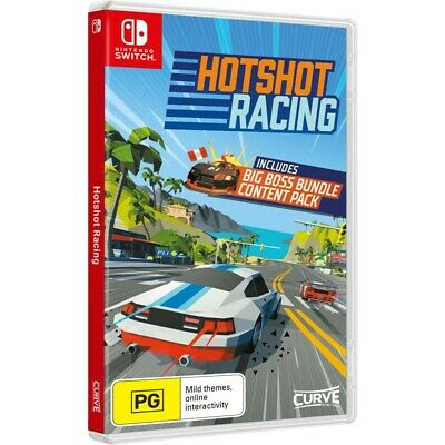 AU59 • Buy Hotshot Racing - Nintendo Switch