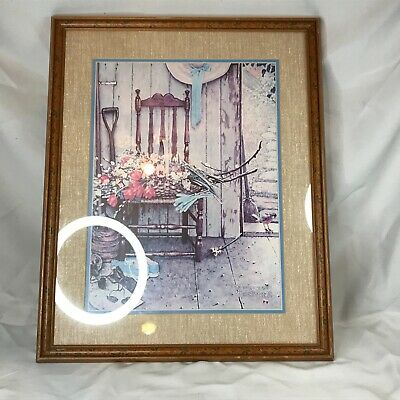$ CDN87.37 • Buy Norman Rockwell RARE Hand Colored Halftone Relief Lithograph