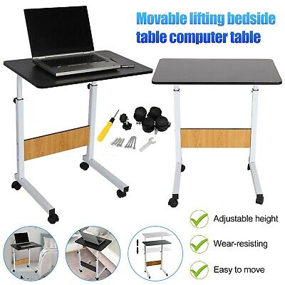 £12.59 • Buy Notebook Computer Desk Adjustable Portable Laptop Table Bed Sofa Tray Small PC