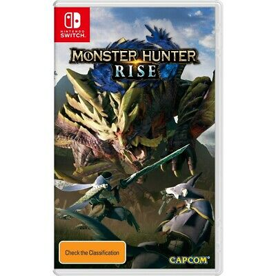 AU69 • Buy Monster Hunter Rise - Nintendo Switch