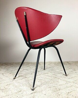 AU340 • Buy Mid Century Vintage Occasional Chair Great Condition Featherston Parker Era