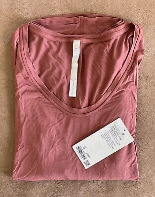 $ CDN48.53 • Buy NEW Lululemon Up For Down Time Long Sleeve Shirt .. Size 12 .. Ancient Copper