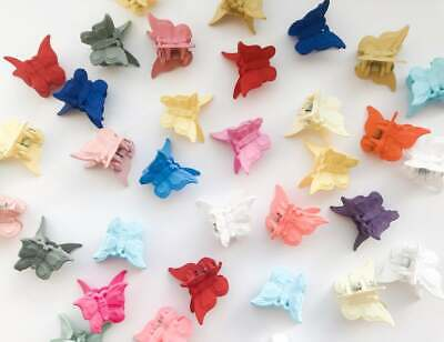 £5.50 • Buy 90's Vibe Butterfly Hair Clips & Accessories - 8 Clips Per Pack.