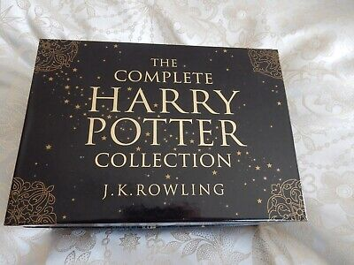 $ CDN112.27 • Buy Harry Potter Box Set: The Complete Collection Adults By J. K. Rowling ~ 2004