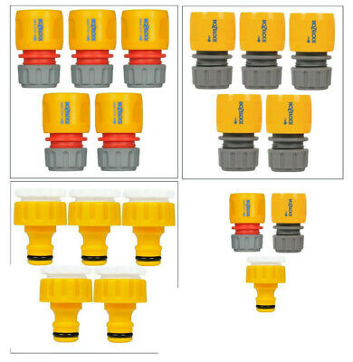 £4.49 • Buy Garden Hose Attachments Hozelock Water Stop / End Connector / 3/4 Threaded Tap