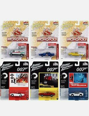 $ CDN12.55 • Buy Johnny Lightning Monopoly 007 Pop Culture 2020 Release 2 - 1:64 Diecast Cars
