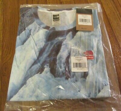 $ CDN199.59 • Buy Supreme The North Face Ice Climb Tee T-Shirt Size XL Multicolor SS21 New DS TNF